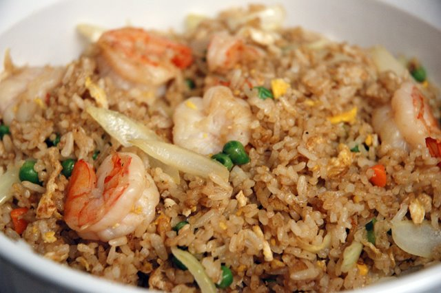 Spicy Wok Shrimp With Coconut Rice Recipes — Dishmaps